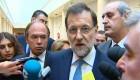 """Rajoy: """"Lo más positivo es estar unidos"""""""