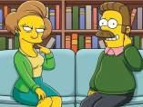Imagen de 'Los Simpson'.