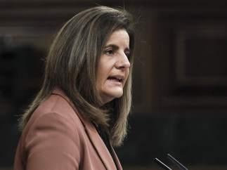 Fátima Báñez defiende la tarifa plana