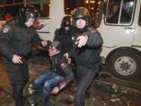 Mitin en Donetsk