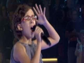 Iraila, de 'La Voz Kids'