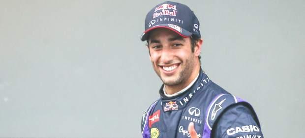 Ricciardo confirma que seguirá en Red Bull hasta 2018