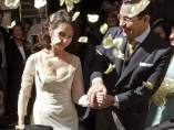 Alaya renueva sus votos matrimoniales