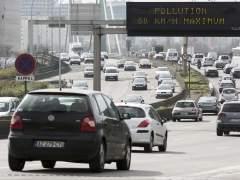 París vive el tercer día consecutivo de restricción del tráfico por polución