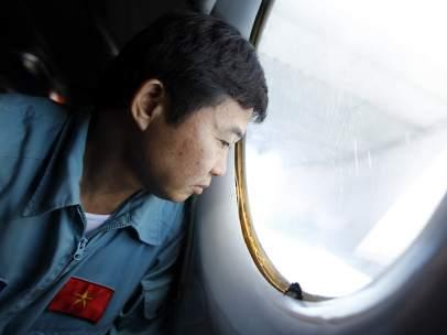 Búsqueda del avión malasio desaparecido