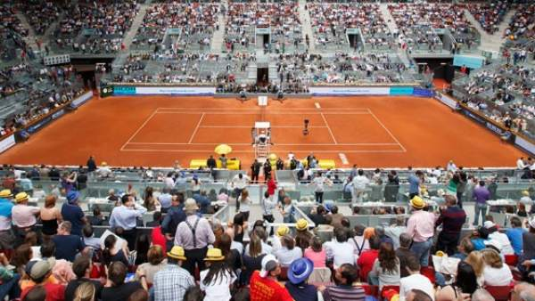 Madrid Mutua Open 2014