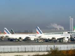 Air France prevé cancelar este lunes un 25% de sus vuelos