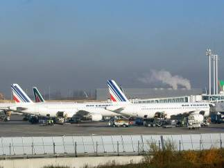 Aviones de Air France