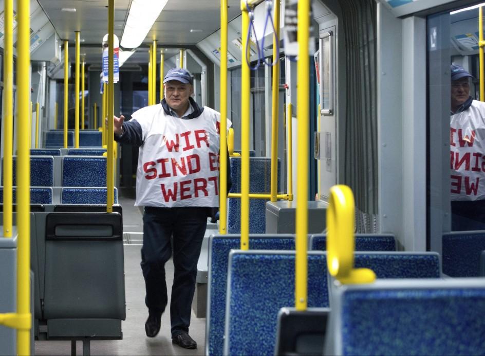 Huelga en Alemania por los salarios