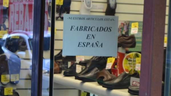 Zapatería Gloria, Madrid