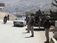 Soldados en Líbano
