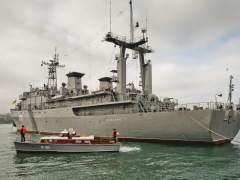 España pedirá explicación a Rusia sobre la flota de buques en el Mediterráneo