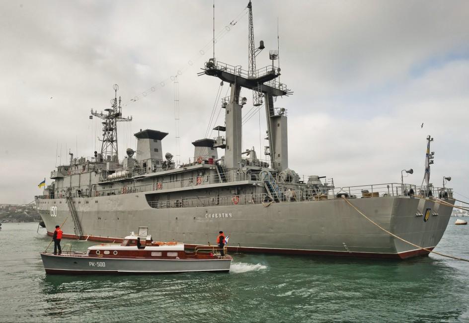 Tensión en el Mar Negro