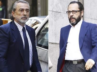 Correa y 'El Bigotes'