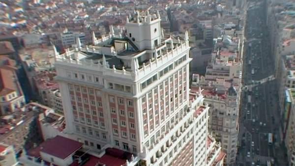 Imagen de 'Edificio España'.