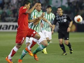 Betis - Sevilla en la Europa League