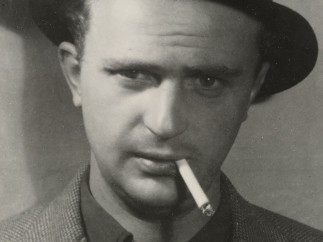 Selbstportrait, 1937/38