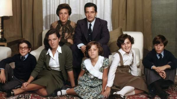 La familia Suárez Illana