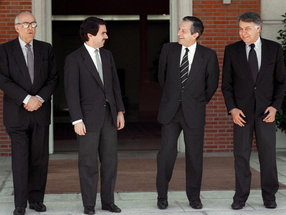 Reunión de expresidentes constitucionales