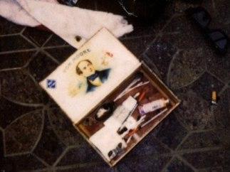 Fotografía del suicidio de Kurt Cobain