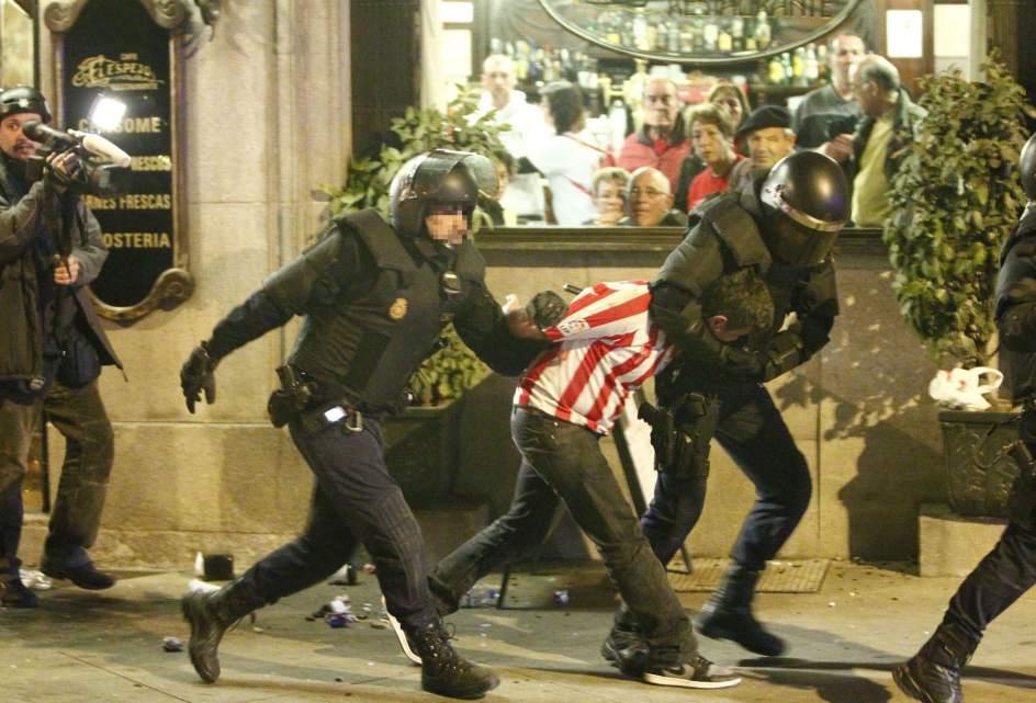 Un detenido en Madrid