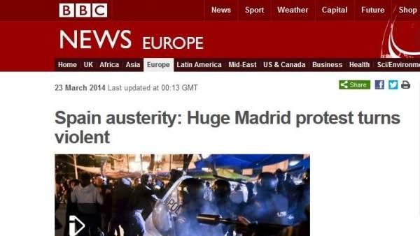 En la BBC