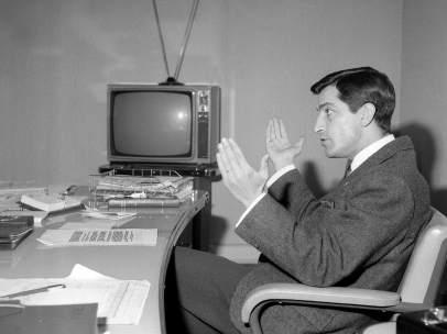 Adolfo Suárez, en 1965