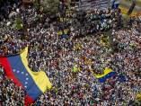 Manifestación Venezuela