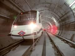 T�nel del metro de Madrid