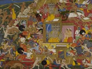 Mewar Ramayana, Book 6_f.027r