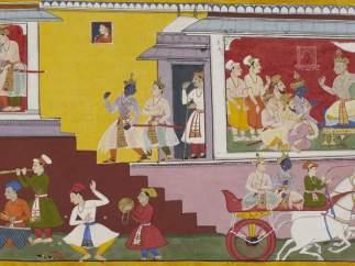 'Mewar Ramayana', Book 2_f.014r