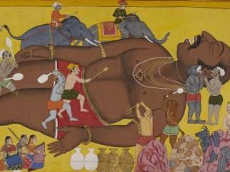'Mewar Ramayana', Book 6_f.064r