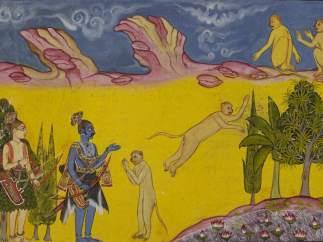'Mewar Ramayana', Book 4_f.003r