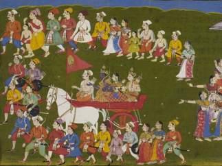 'Mewar Ramayana', Book 2_f.056r