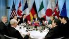 Rusia, excluido del G8