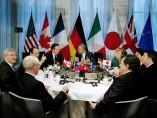 Reunión del G-7 en La Haya