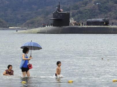 Submarino nuclerar estadounidense