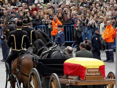 Funeral de Suárez