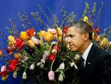 Obama, en La Haya
