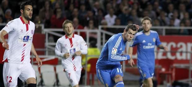 Bale ante el Sevilla
