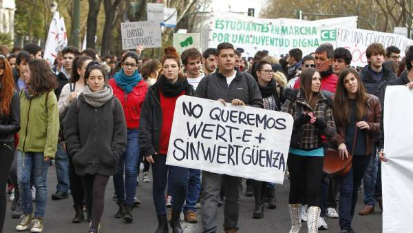 Marcha contra Wert
