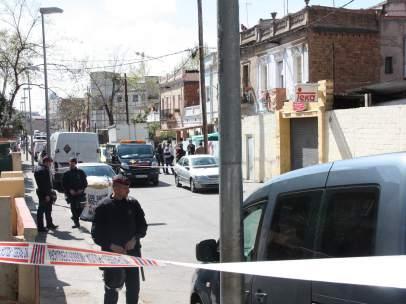 Crimen en Sant Martí