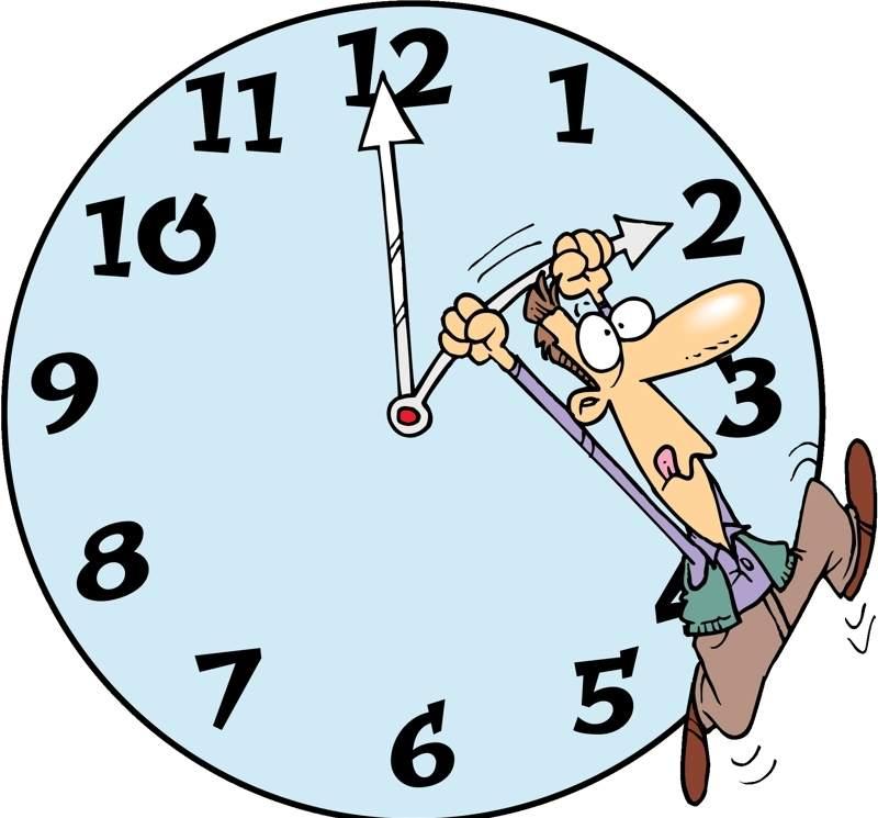 Este domingo se atrasan los relojes Para qu sirve realmente
