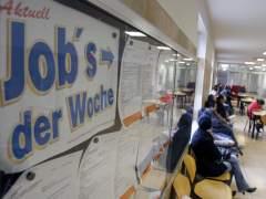 Un 15% de los parados de la UE encontró trabajo en el primer trimestre