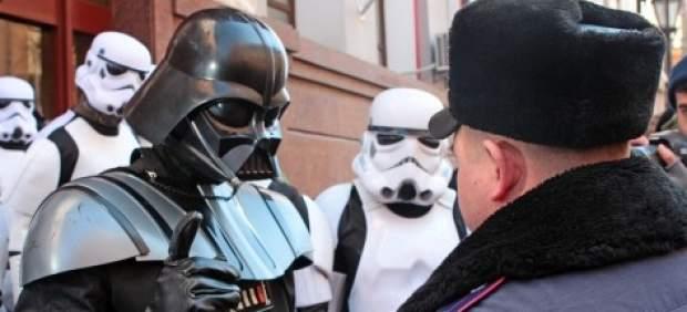Darth Vader se presentar� a las elecciones presidenciales de Ucrania