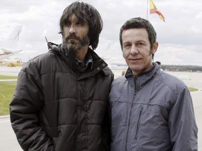 Ricardo García Vilanova y Javier Espinosa
