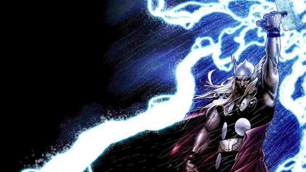 Thor y su martillo, Mjolnir