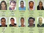 Los más buscados por la Guardia Civil