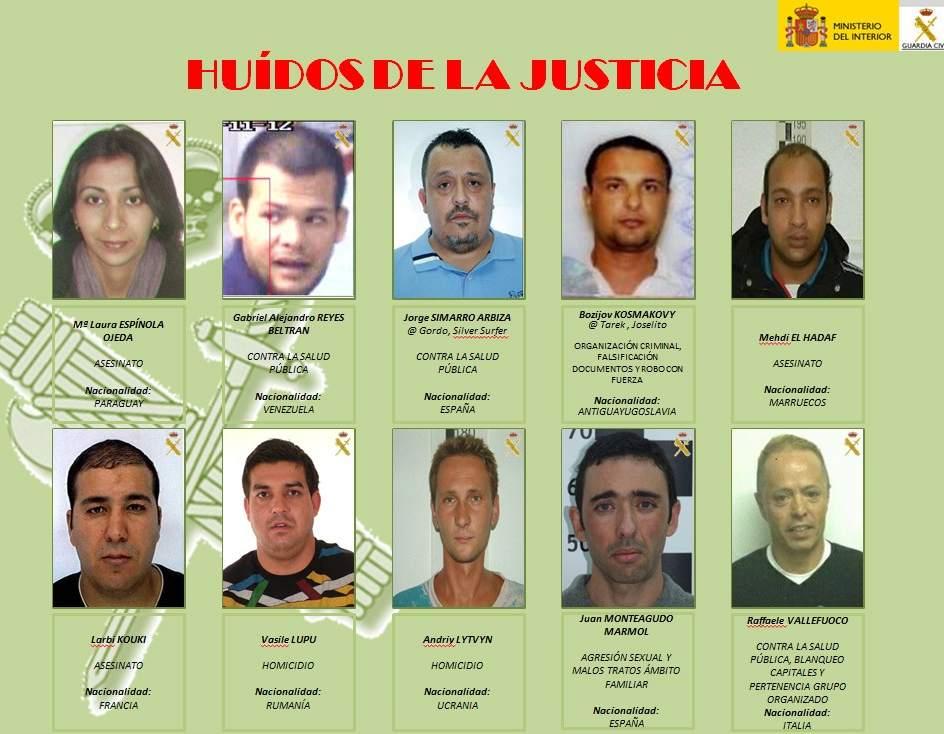 Lista de delincuentes sexuales ontario