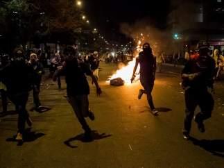 Protestas Caracas